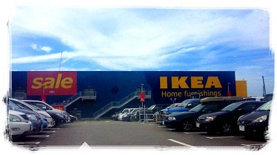 IKEA@新宮