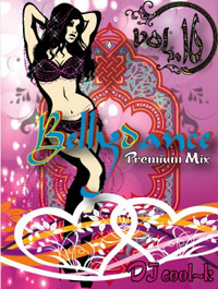 Belly Dance Premium Mix Vol.16