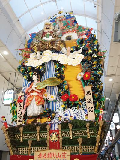 博多祇園山笠中洲流