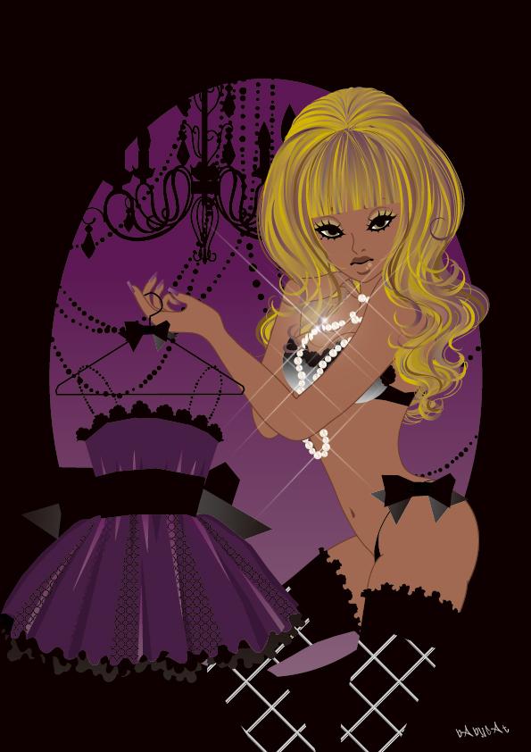 secret closet / Illustration bAbycAt