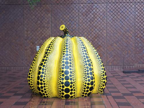 草間彌生 / 水玉作品 かぼちゃ