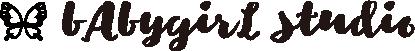babygirl studio logo
