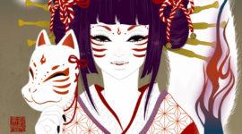 llustration / 狐娘