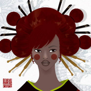 llustration / OIRAN GiRL