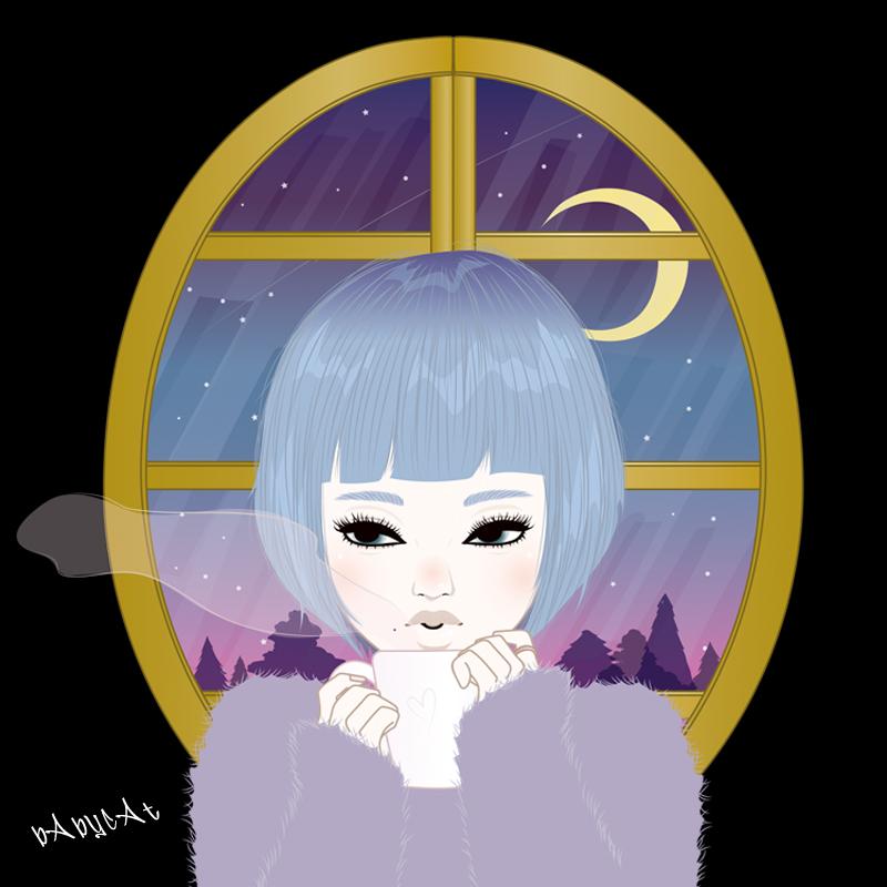 Illustration by bAbycAt